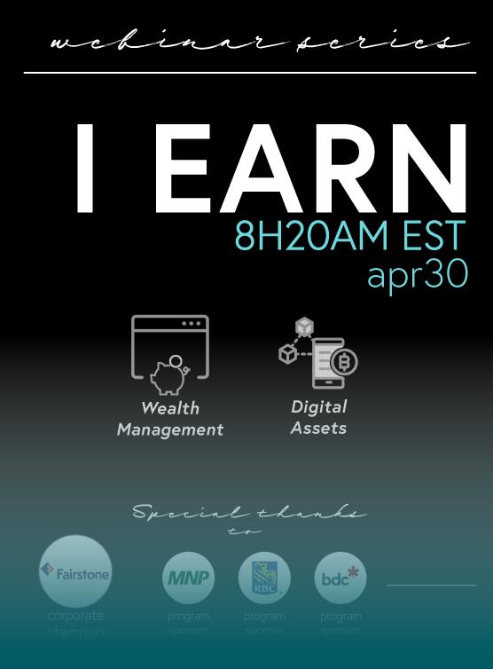 Wealth Management & Digital Assets Webinar